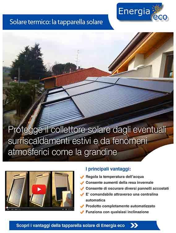 Tapparella Solare - Energia Eco